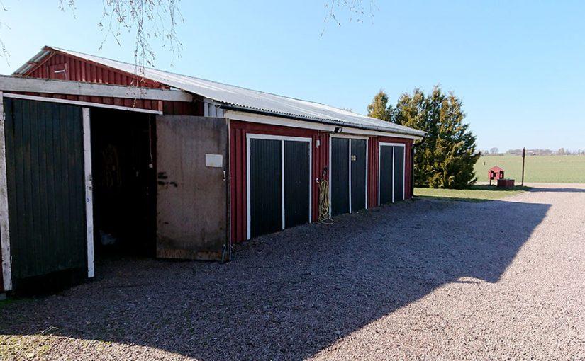 Nya garageportar del 1