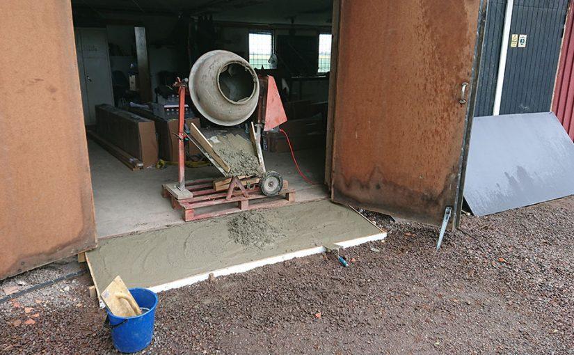 Nya garageportar del 5