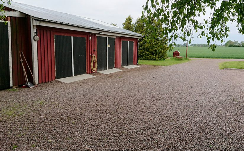 Nya garageportar del 6