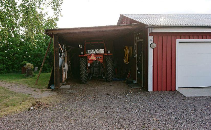 Nya garageportar del 12