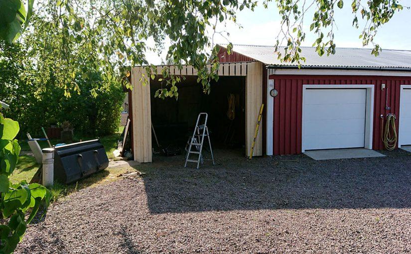 Nya garageportar del 13