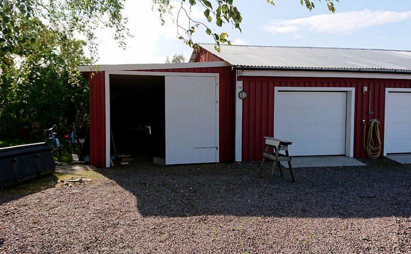 Nya garageportar del 16