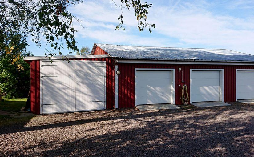 Nya garageportar del 17