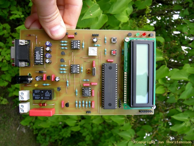 pH-kontroller/logger BB608 (Solo M)