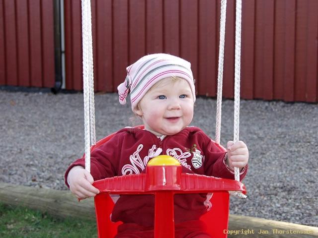 Julia 11 månader