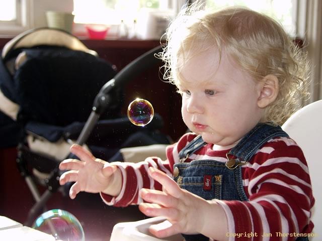 Bubbel bubbel…