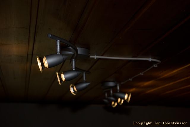 Renoveringen – varde ljus
