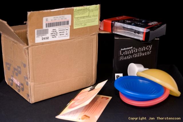 Ett paket från Kina