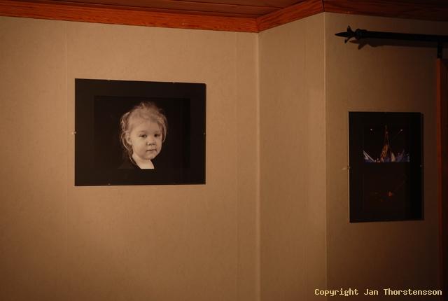 Bilder på väggen