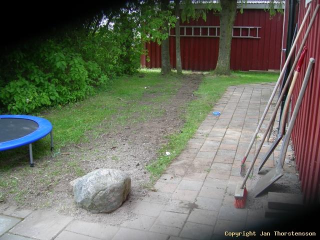 Projekt bredband – grävning klar