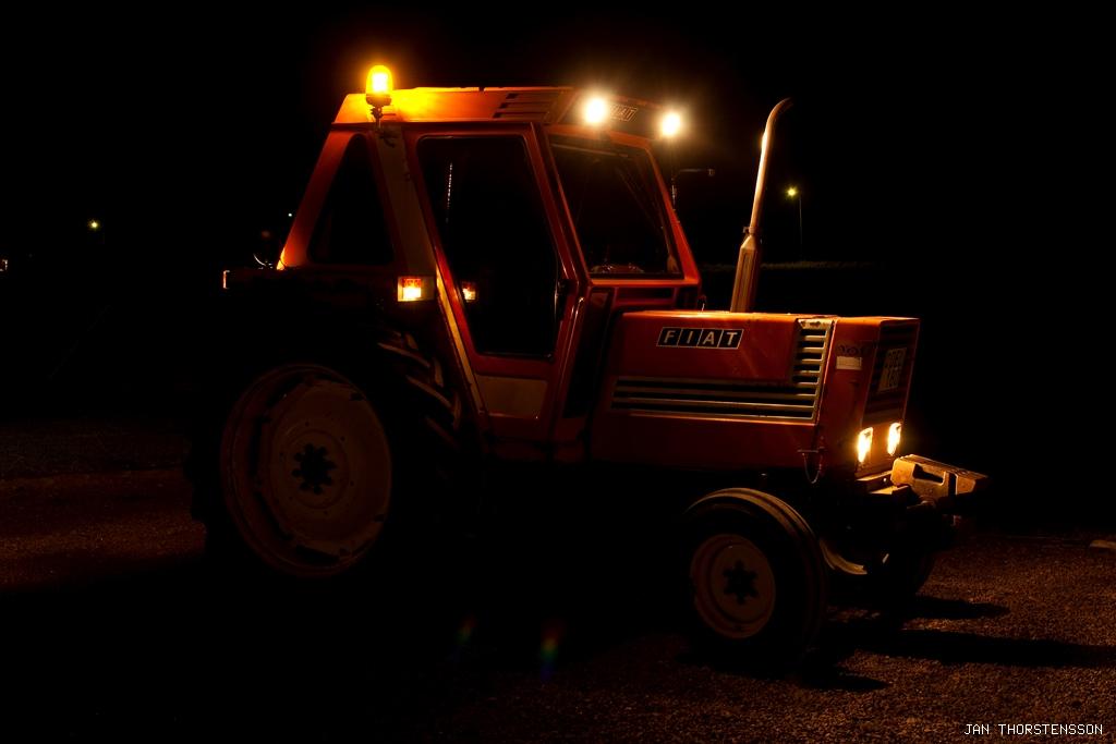 Traktorrenovering – Power it up