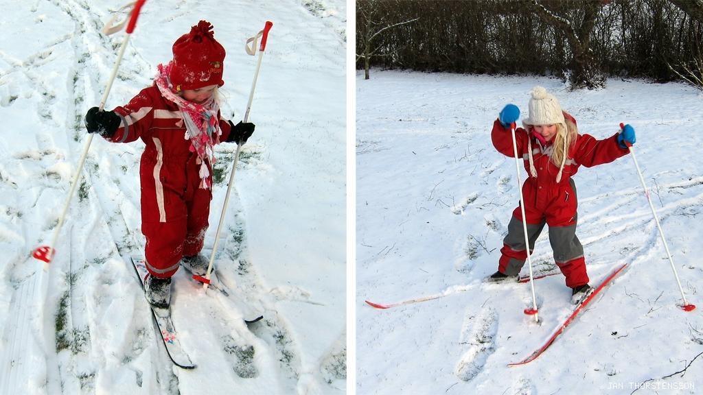 Snöaktiviteter