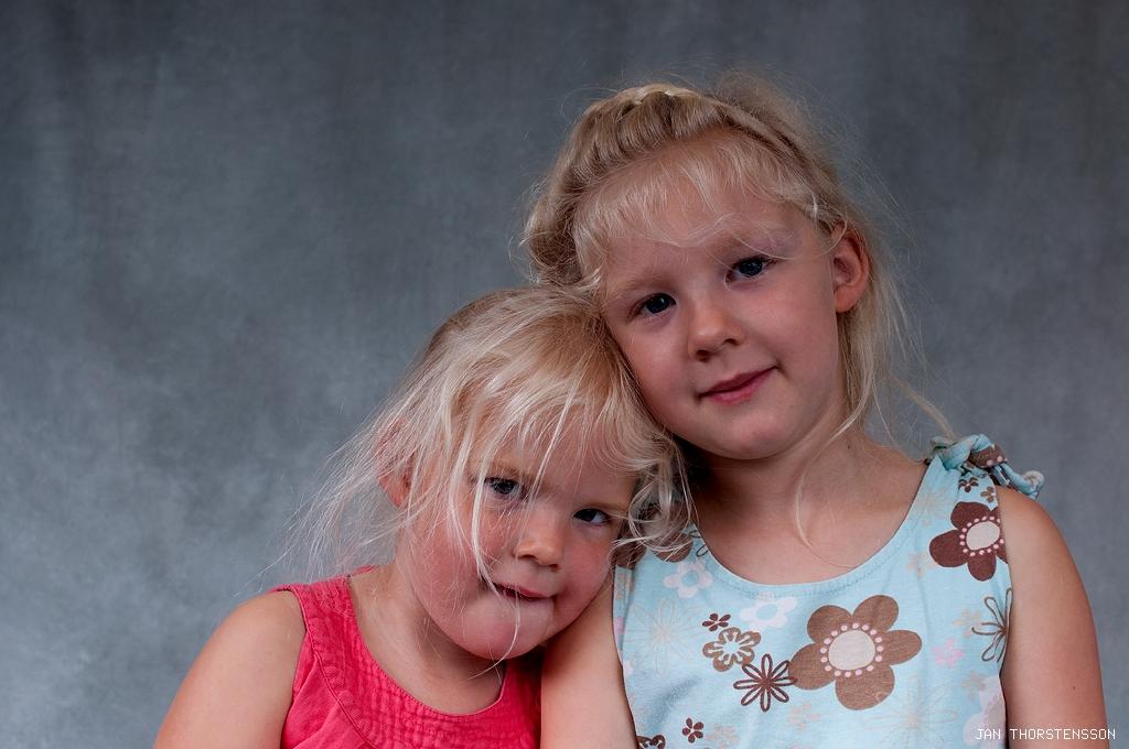Två systrar…